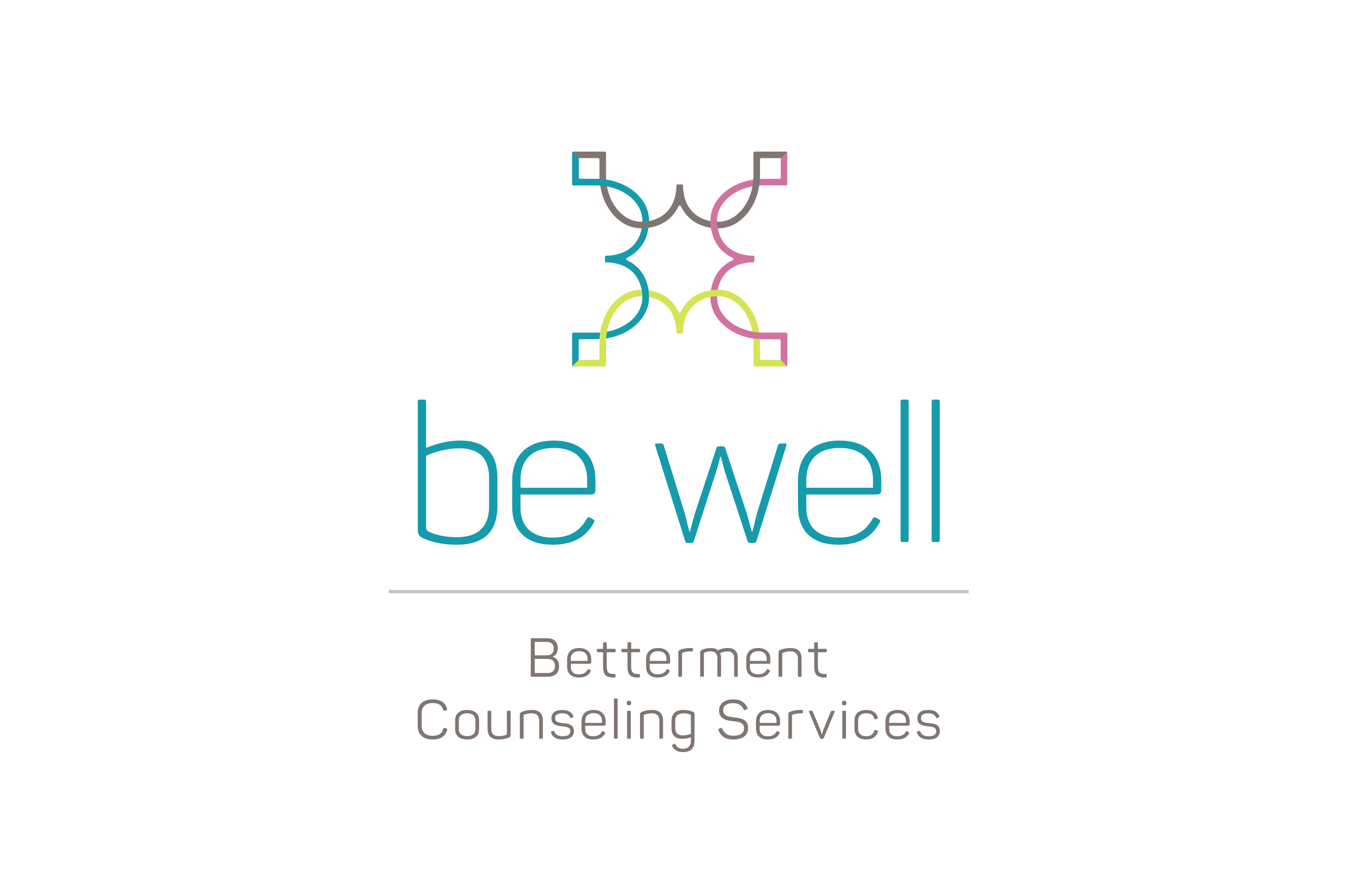 Be Well Counseling Logo